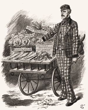 A costermonger