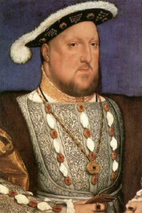 The Holbein portrait of King Henry VIII
