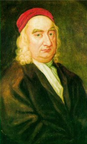 A portrait of Jonathan Swift