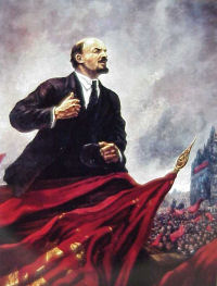 Lenin and the October Revolution