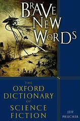 The cover of Jeff Prucher's book Brave New Words.