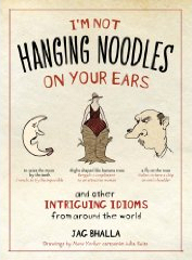 The cover of I'm Not Hanging Noodles on Your Ears