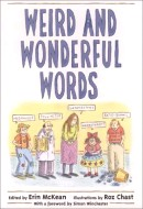 The cover of Weird and Wonderful Words