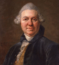 Portrait of Samuel Foote
